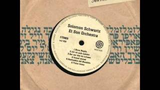 Solomon Schwartz Et Son Orchestra   '' Rozhenkis mit Mandeln''