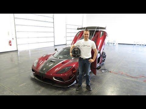 Koenigsegg Sets New WORLD RECORD!