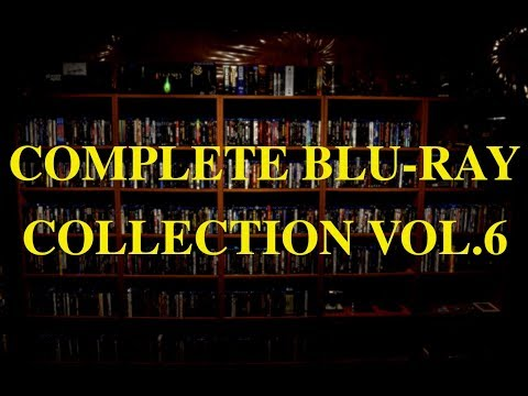 Complete Blu Ray Collection Vol. 6!!