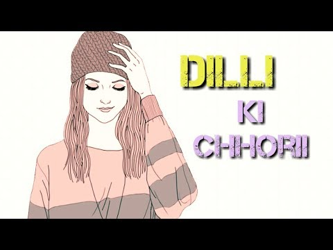 Dilli ki chori lyrics status | vicky thakur | latest haryanvi song 2018 | Rawat banna edition