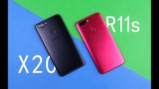 「消费者说」第007期:3000块买手机怎么选?——OPPO R11s、vivo X20对比评测