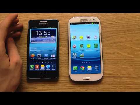 Galaxy S3 vs. Galaxy S2 Plus