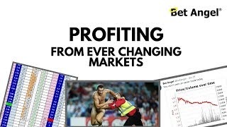 Betfair trading - Profiting from ever changing markets