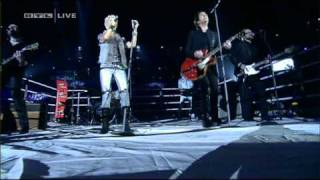 ROXETTE - She's Got Nothing On (But The Radio) (LIVE)