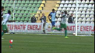 PTT 1.Lig Giresunspor - Altınordu A.Ş Özeti