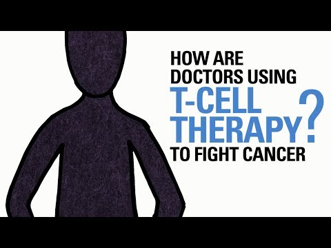 T-cell therapy for cancer treatment: How it works
