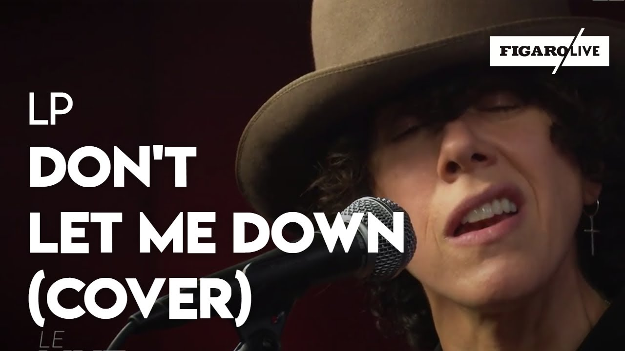 "Download Lp - ""Don't Let Me Down"""