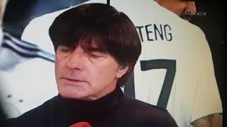 Joachim Löw Intervie Nord Irland vs Deutschland