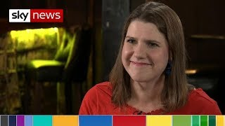 Swinson denies Lib Dems will split the Remain vote