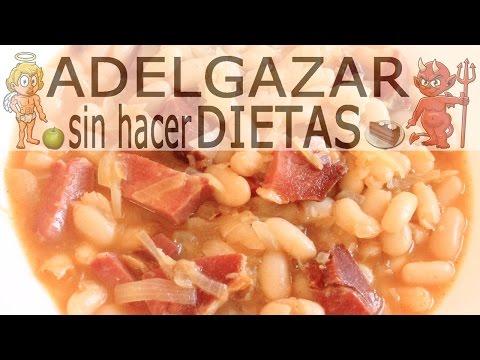 Alubias con almejas dieta disociada