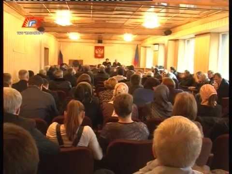 Аппаратное совещание в Администрации города Хасавюрт