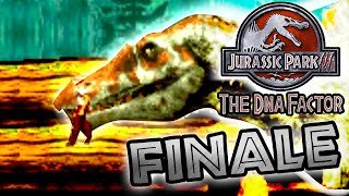 Thats One Big Spinosaurus    Jurassic Park III The DNA Factor (GBA) [ Jurassic Park Month ]