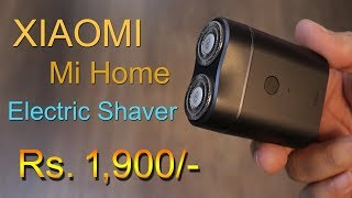 Xiaomi Mi Home Waterproof Rechargeable Men Electric shaver for Rs. 1,900