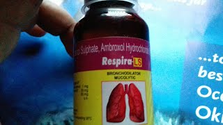 Respira - LS Syrup | Use | Dosage | Compostion | Side Effect | Price | Hindi Reviews