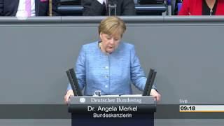 Bundestag: Generalaussprache zur Regierungspolitik