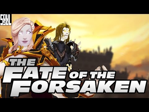Will The Forsaken Die Out? Post War Speculation In Battle For Azeroth