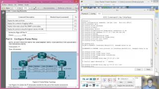 CN Skills Assessment - Student Training Exam