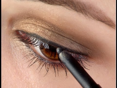 How to apply eyeliner eyeliner tutorial for beginners