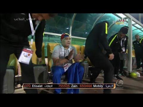 الفجيرة بقيادة مارادونا يفوز على حتا 3-2 في مباراة مثيرة