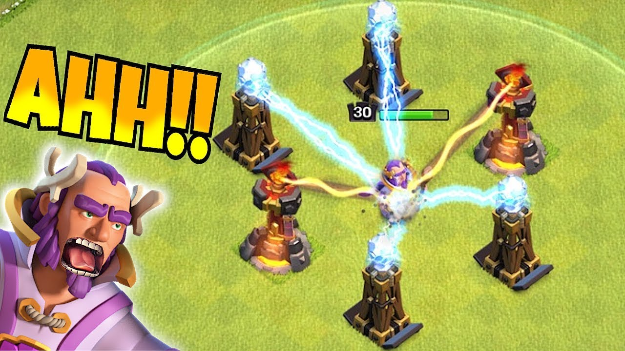 "there is NO WAY to hide!! ""Clash Of Clans"" War and more!!"