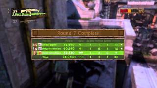 Uncharted 2 Siege Mode 12222010