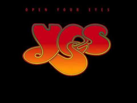 YES - OPEN YOUR EYES (WITH LYRICS)