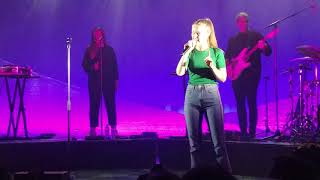 Sigrid - In Vain - Dublin 2018 Video