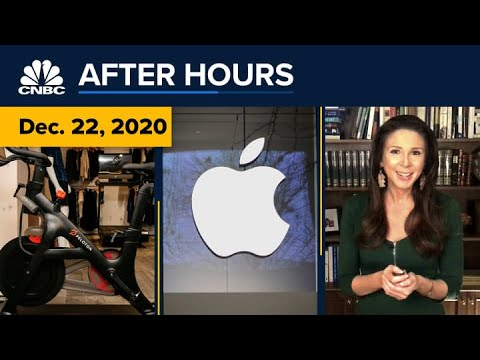 Apple Could Take On Tesla With An Electric Car: CNBC After Hours