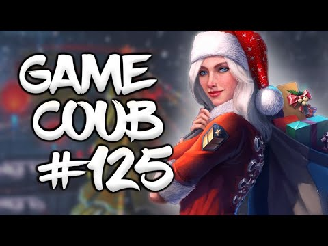 🔥 Game Coub #125   Best video game moments and Happy new year!!!