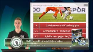 eVideo: Kompakte Abwehrblöcke knacken (3) - Trainingsformen und Coachingtipps