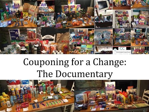 Couponing For A Change: The Documentary
