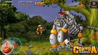 Video Metal Slug : Contra Rambo (By Hung Le) - iOS / Android Gameplay download MP3, 3GP, MP4, WEBM, AVI, FLV Desember 2017