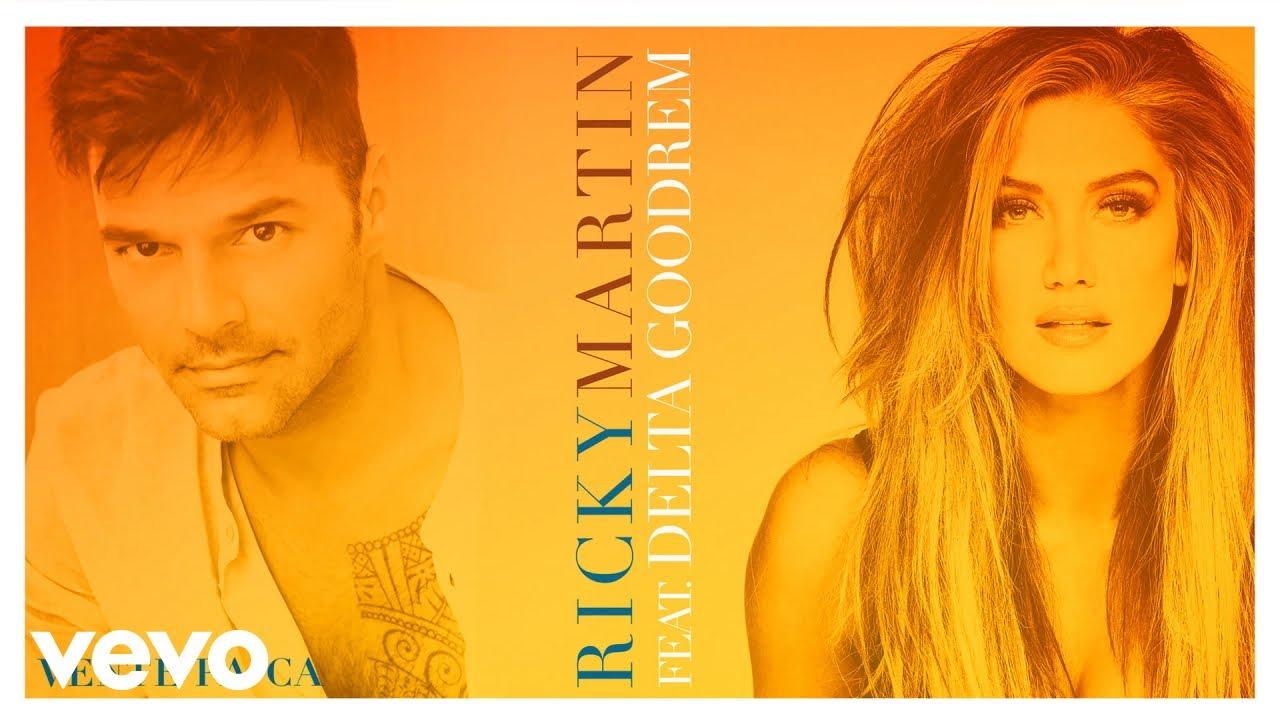 Download Ricky Martin - Vente Pa' Ca (Audio) ft. Delta Goodrem