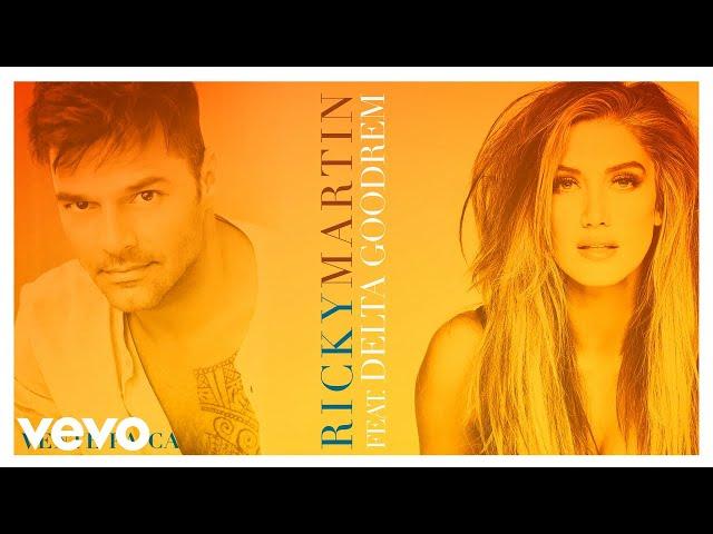 Ricky Martin - Vente Pa' Ca (Audio) ft. Delta Goodrem