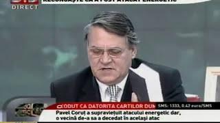 Pavel Corutz - Adevărul despre religie și atacuri energetice
