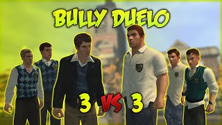 Bully SE: Johnny, Derby & Bif (VS) Russell, Gary & Davis