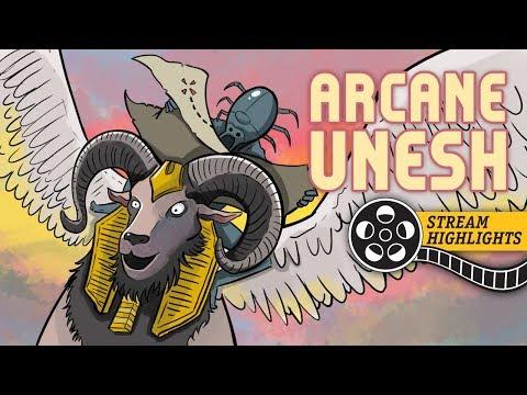 FoF 'em Out (Arcane Unesh, Standard) – Stream Highlights
