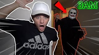 (Insane) A Crazy KlLLER Broke into my house at 3AM! (Then This Happened..)