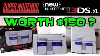Super Nintendo Limited Edition 3DS XL unboxing and review