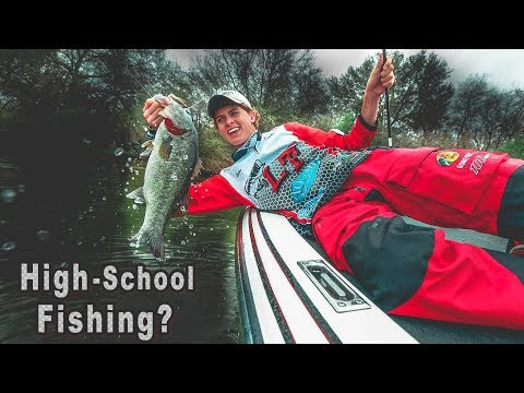High School Fishing- EVERYTHING You NEED To Know