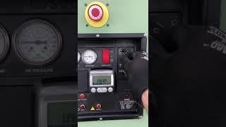 Sullair 375H Portable Diesel Tow Behind Portable High Pressure Air Compressor For Sale