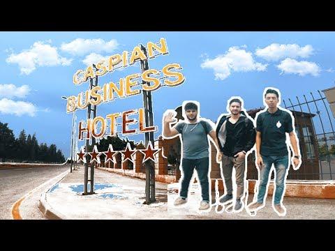 5 ULDUZLU OTELDƏ 1 GÜN KEÇİRDİK !  (Caspian Business Hotel)