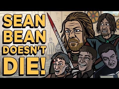 Sean Bean Doesn't Die!  TOON SANDWICH