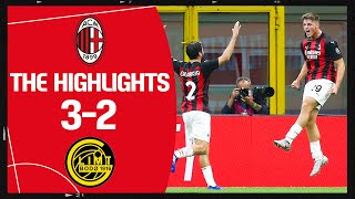 Highlights | AC Milan 3-2 Bodø/Glimt | Europa League Third Preliminary Round