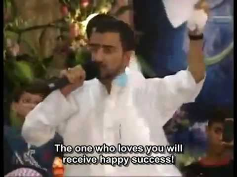 Oh Mahdi! Oh Abu Salih! - Beautiful Nasheed  by Aba Thar Halwaji - Eng Subs