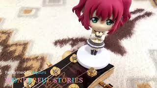 【Aqours】WONDERFUL STORIES【弾いてみた】