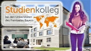 Учеба в Германии | Мой день в Studienkolleg | Как выжить!