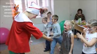 Веселые игры и развлечения на Дне Рождении Алисы.