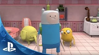 Adventure Time: Finn & Jake Investigations Teaser Trailer  | PS4, PS3