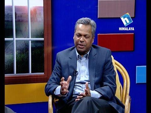 Darshan Rauniyar-American Politician in Samaya Sandarva with Rohan Shrestha